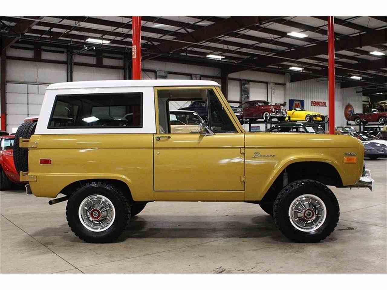 Large Picture of 1970 Ford Bronco located in Kentwood Michigan - MC75