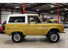 Picture of Classic 1970 Ford Bronco Offered by GR Auto Gallery - MC75