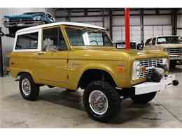 Picture of Classic '70 Ford Bronco located in Kentwood Michigan - $39,900.00 Offered by GR Auto Gallery - MC75