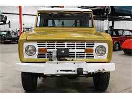 Picture of Classic 1970 Ford Bronco located in Kentwood Michigan - $39,900.00 - MC75