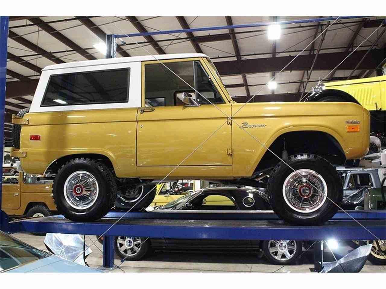 Large Picture of Classic 1970 Ford Bronco - MC75