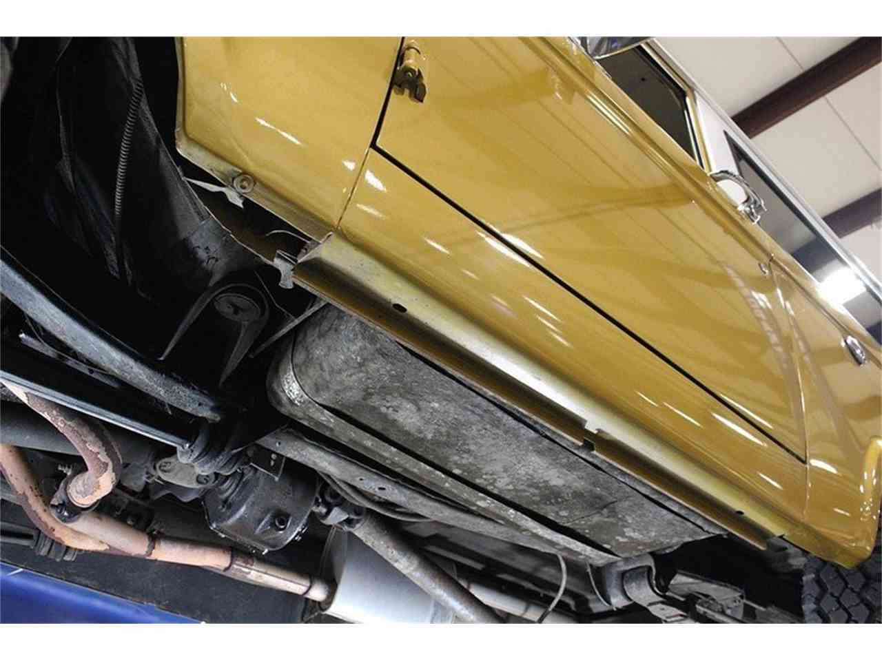 Large Picture of 1970 Ford Bronco located in Michigan - $39,900.00 - MC75