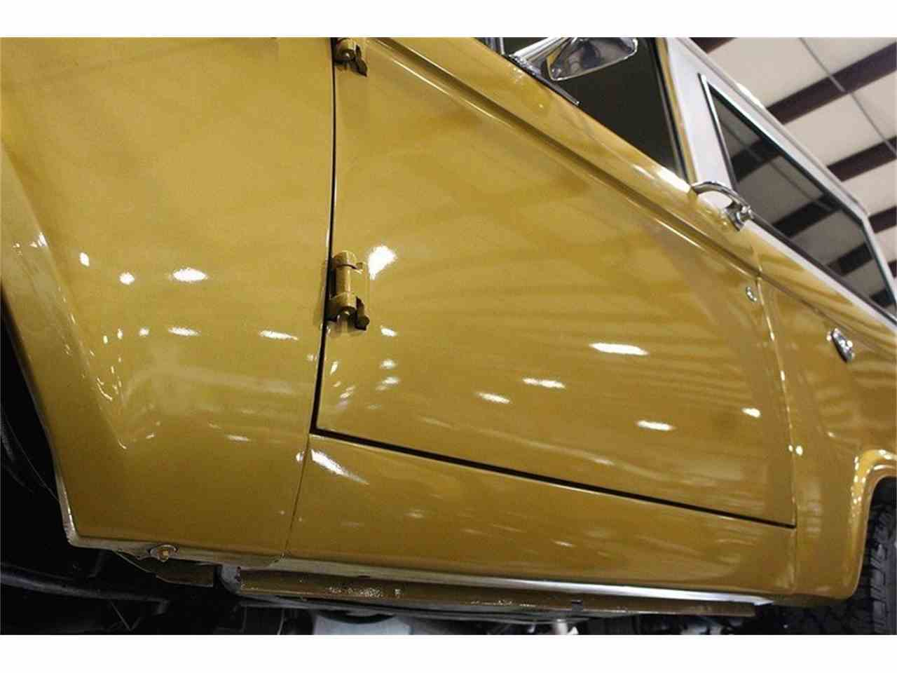 Large Picture of 1970 Ford Bronco located in Kentwood Michigan - $39,900.00 - MC75