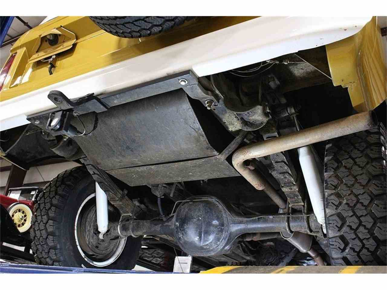 Large Picture of '70 Bronco located in Michigan Offered by GR Auto Gallery - MC75