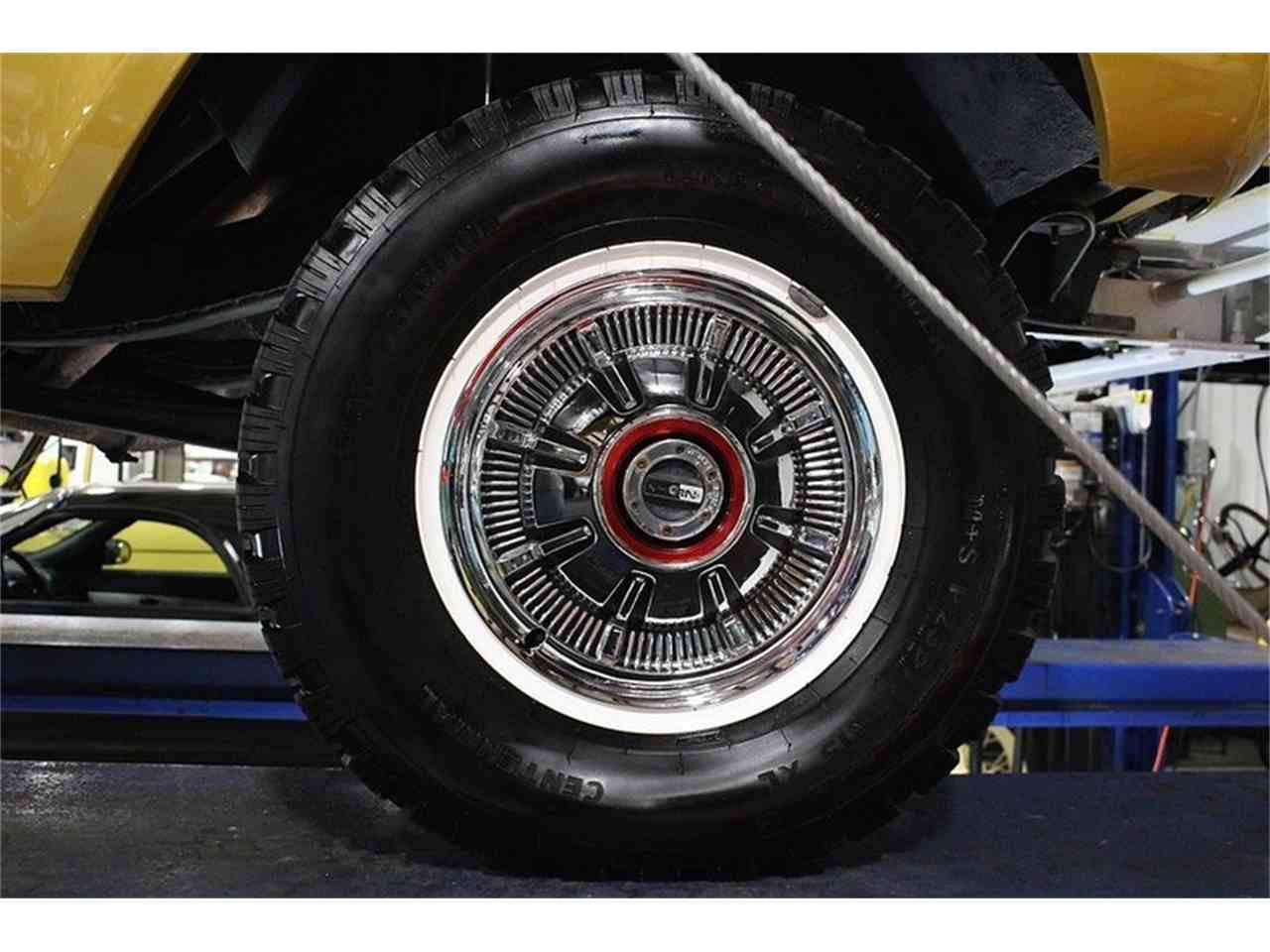 Large Picture of 1970 Ford Bronco located in Michigan Offered by GR Auto Gallery - MC75