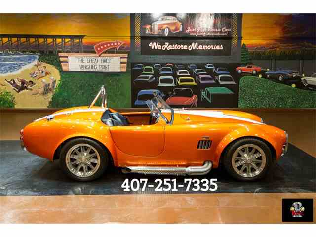 Classic factory five for sale on classiccars 1964 factory five cobra malvernweather Gallery