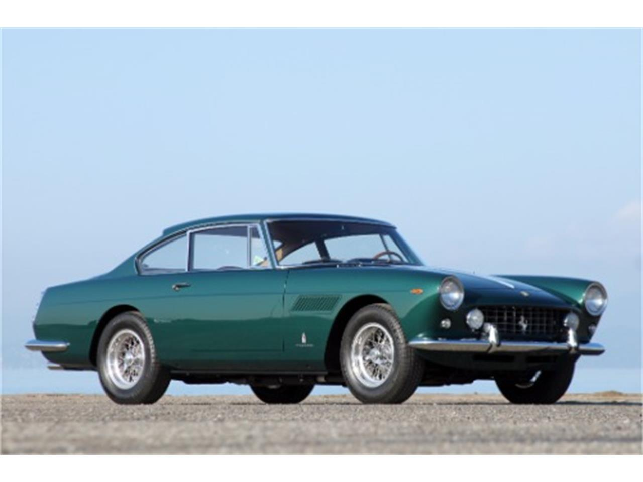 Large Picture of '62 250 GTE - MAN5