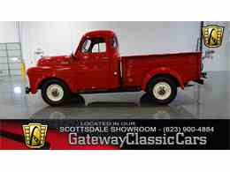 Picture of Classic '49 Dodge B1 located in Deer Valley Arizona - $38,995.00 Offered by Gateway Classic Cars - Scottsdale - MC7R