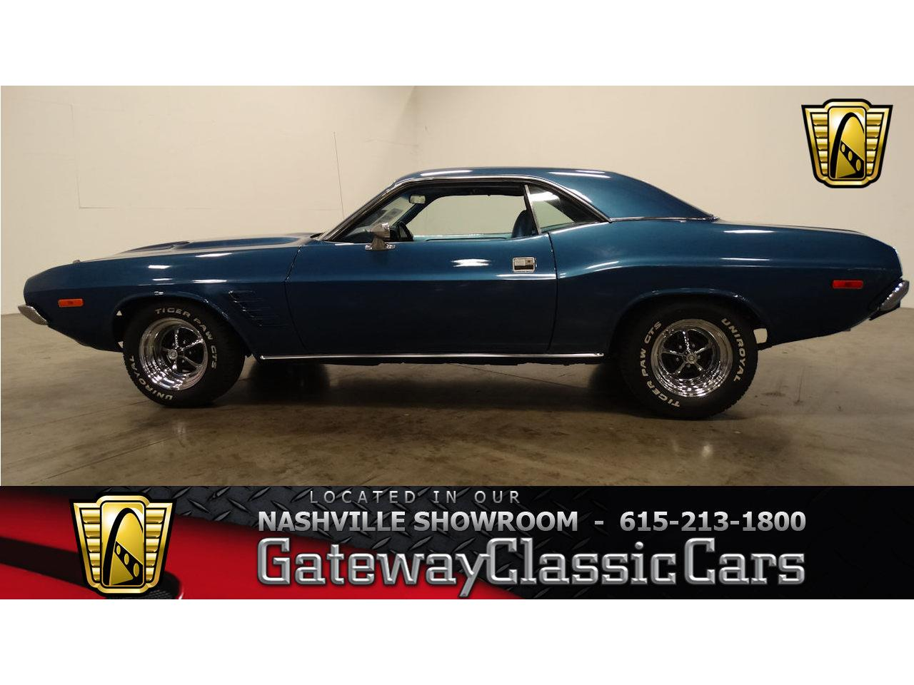 Large Picture of '73 Dodge Challenger located in La Vergne Tennessee - MC7T