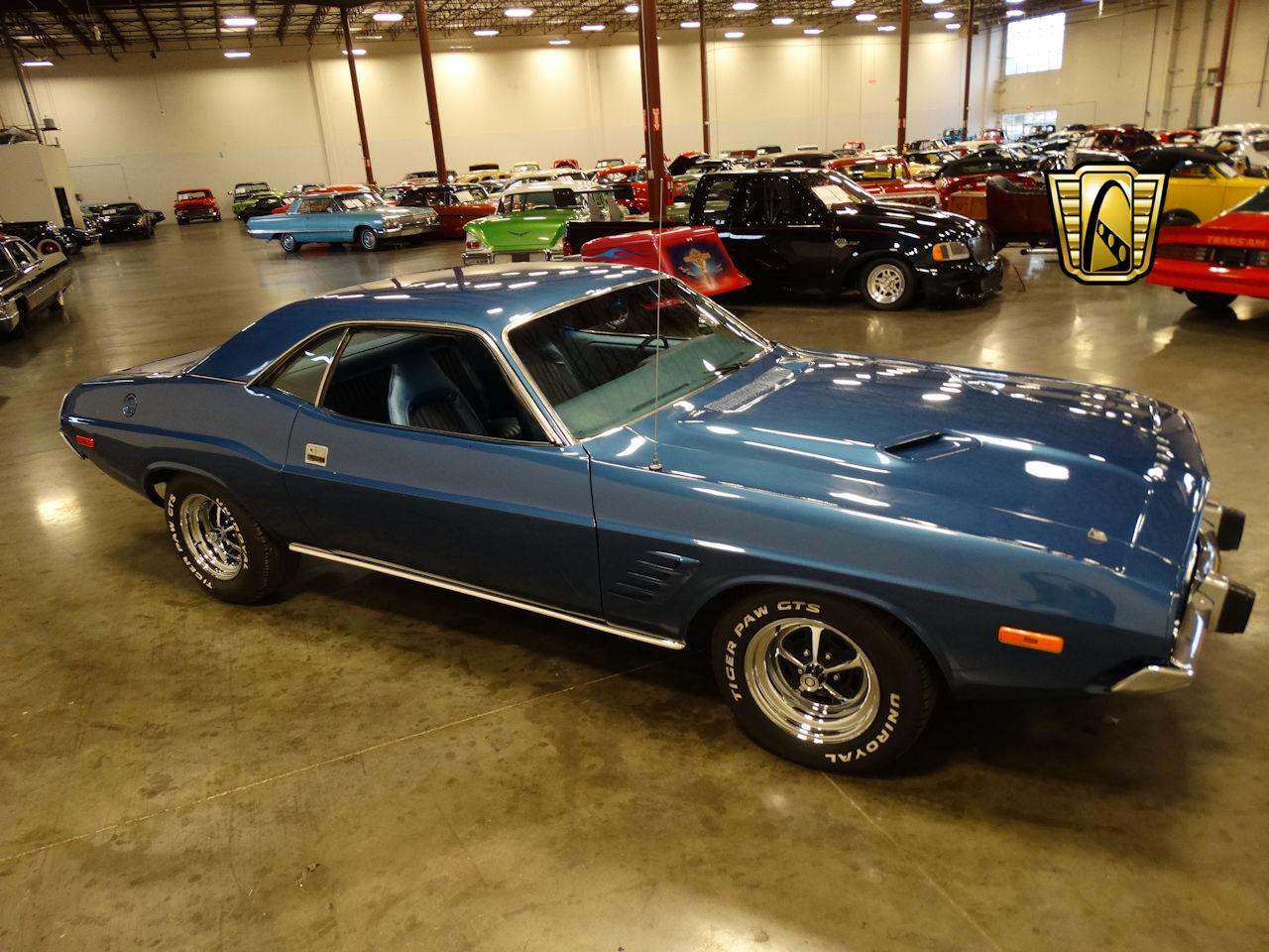 Large Picture of Classic '73 Dodge Challenger located in La Vergne Tennessee - $24,995.00 Offered by Gateway Classic Cars - Nashville - MC7T