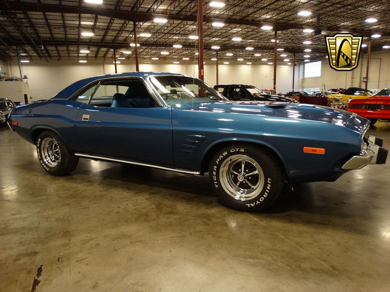 Large Picture of Classic '73 Challenger located in La Vergne Tennessee - MC7T