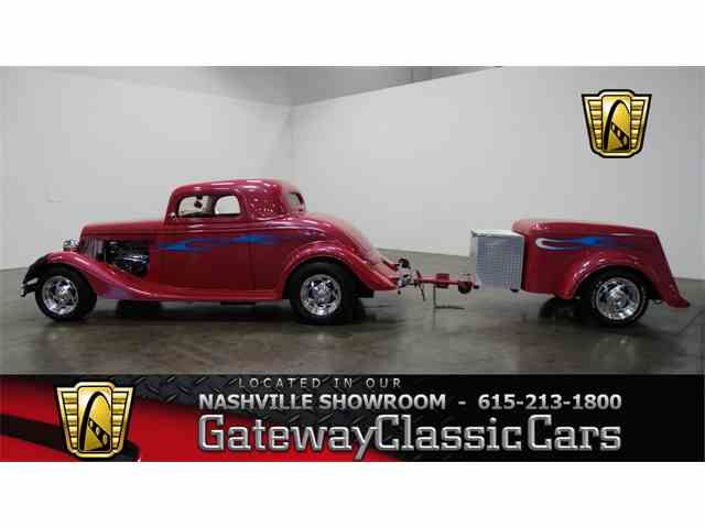 Picture of '34 Coupe - $44,595.00 - MC7Z