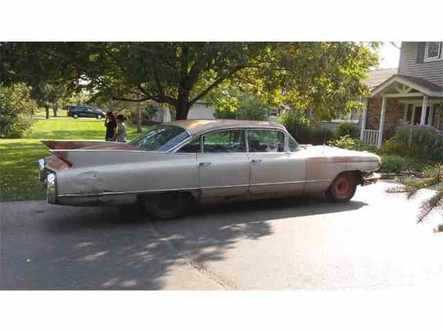 Picture of Classic 1960 Cadillac Series 62 - $5,995.00 Offered by Classic Car Deals - MC88