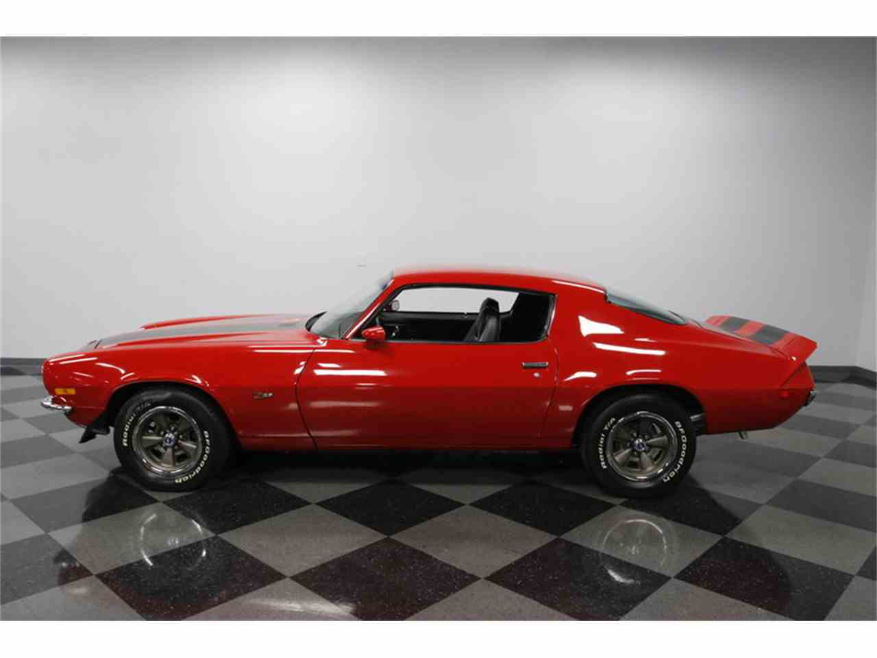 Large Picture of Classic '71 Camaro Z28 located in Concord North Carolina Offered by Streetside Classics - Charlotte - MC8K