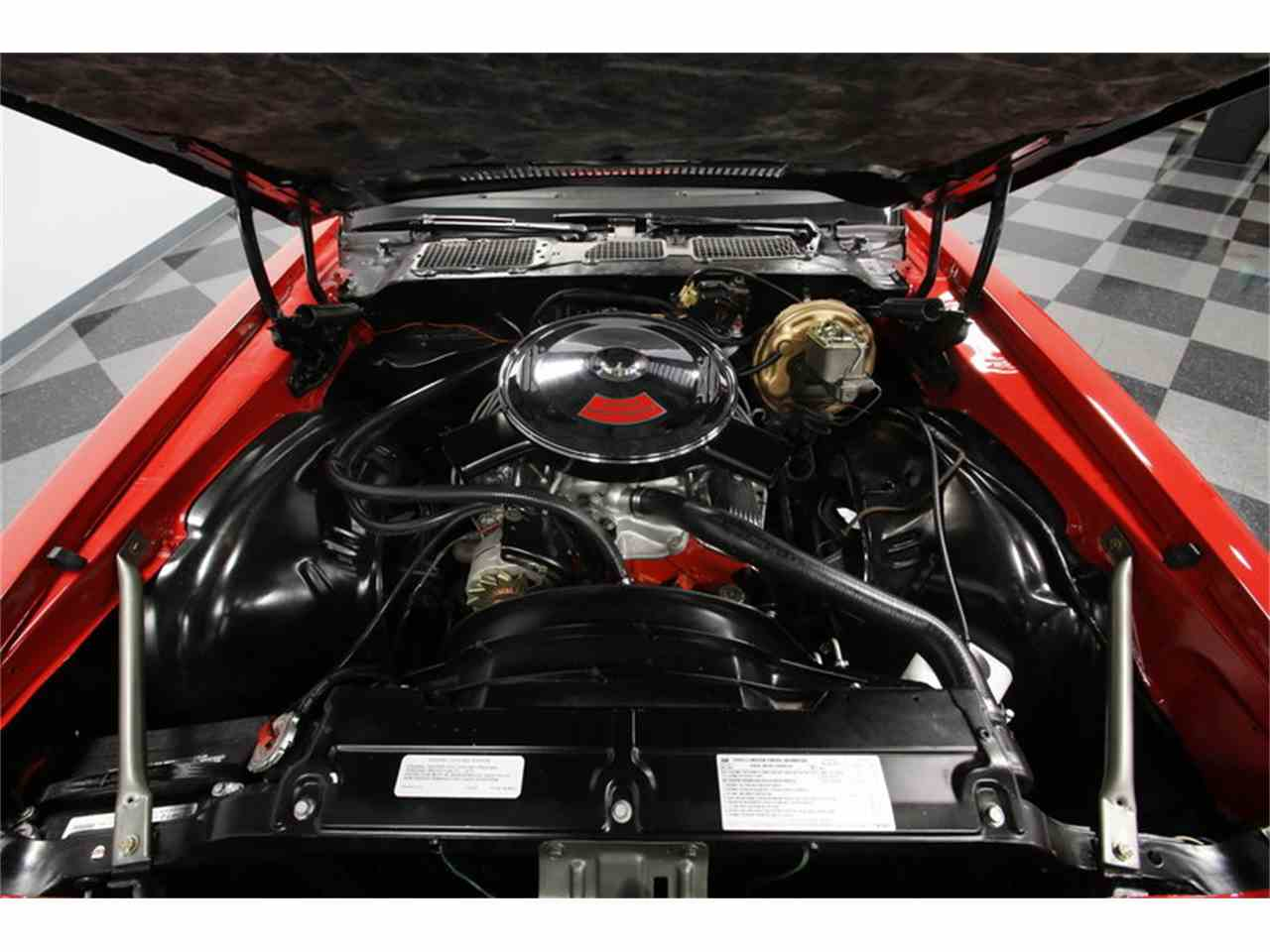 Large Picture of '71 Camaro Z28 located in Concord North Carolina Offered by Streetside Classics - Charlotte - MC8K