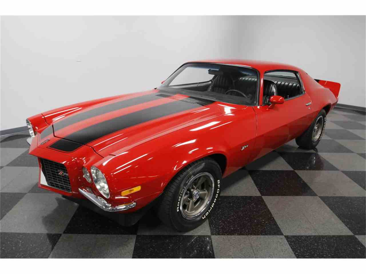 Large Picture of 1971 Camaro Z28 located in Concord North Carolina - $43,995.00 Offered by Streetside Classics - Charlotte - MC8K