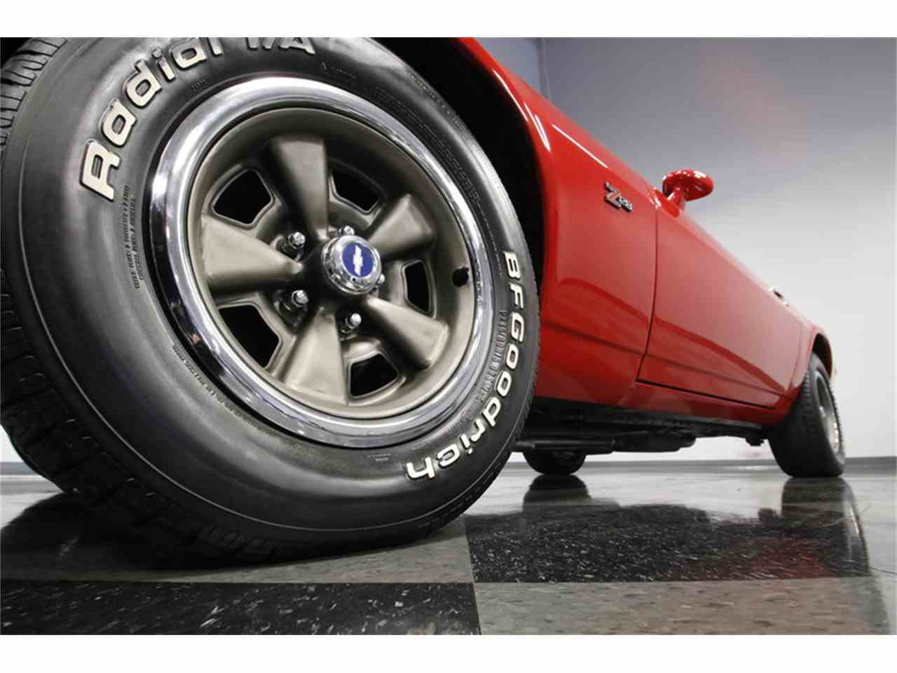 Large Picture of Classic '71 Chevrolet Camaro Z28 located in Concord North Carolina - $43,995.00 Offered by Streetside Classics - Charlotte - MC8K
