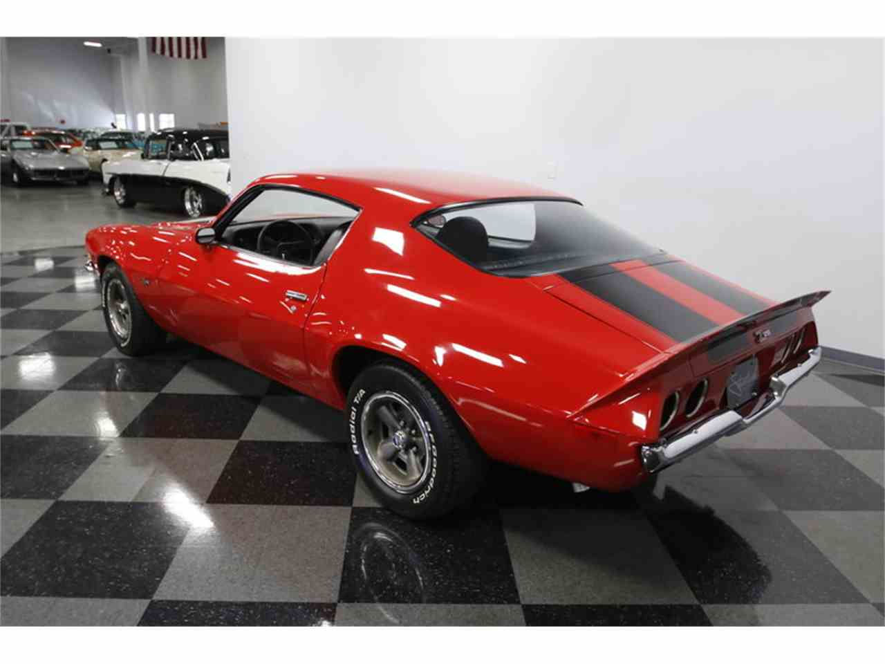 Large Picture of '71 Chevrolet Camaro Z28 Offered by Streetside Classics - Charlotte - MC8K