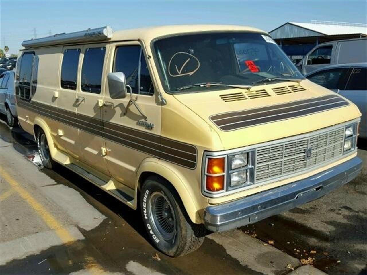 For Sale: 1979 Dodge Van in Ontario, California