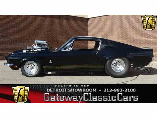 Picture of '68 Mustang - MC8V