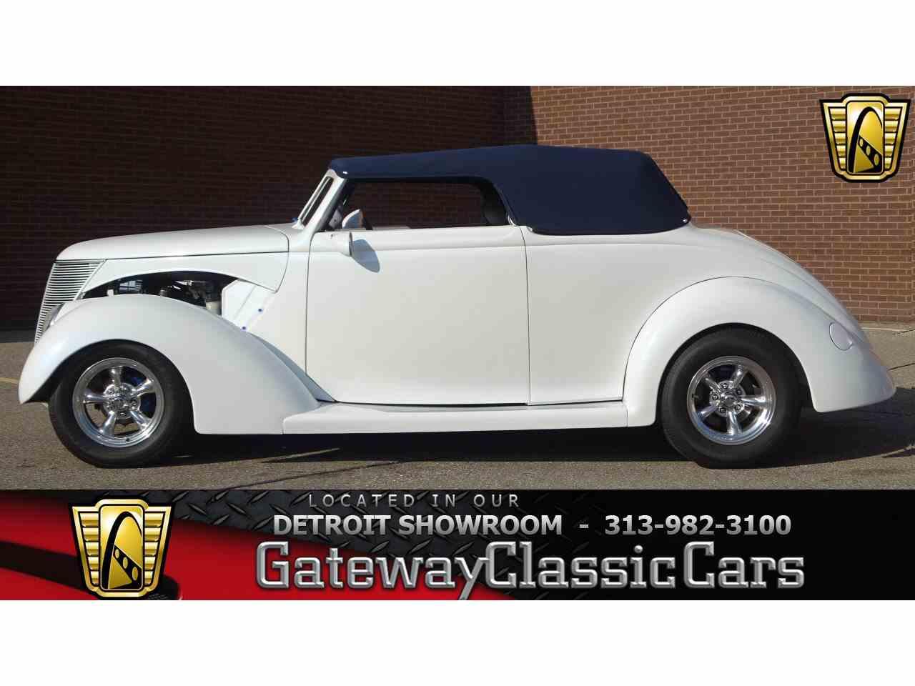 1937 Ford Cabriolet for Sale | ClassicCars.com | CC-1042309