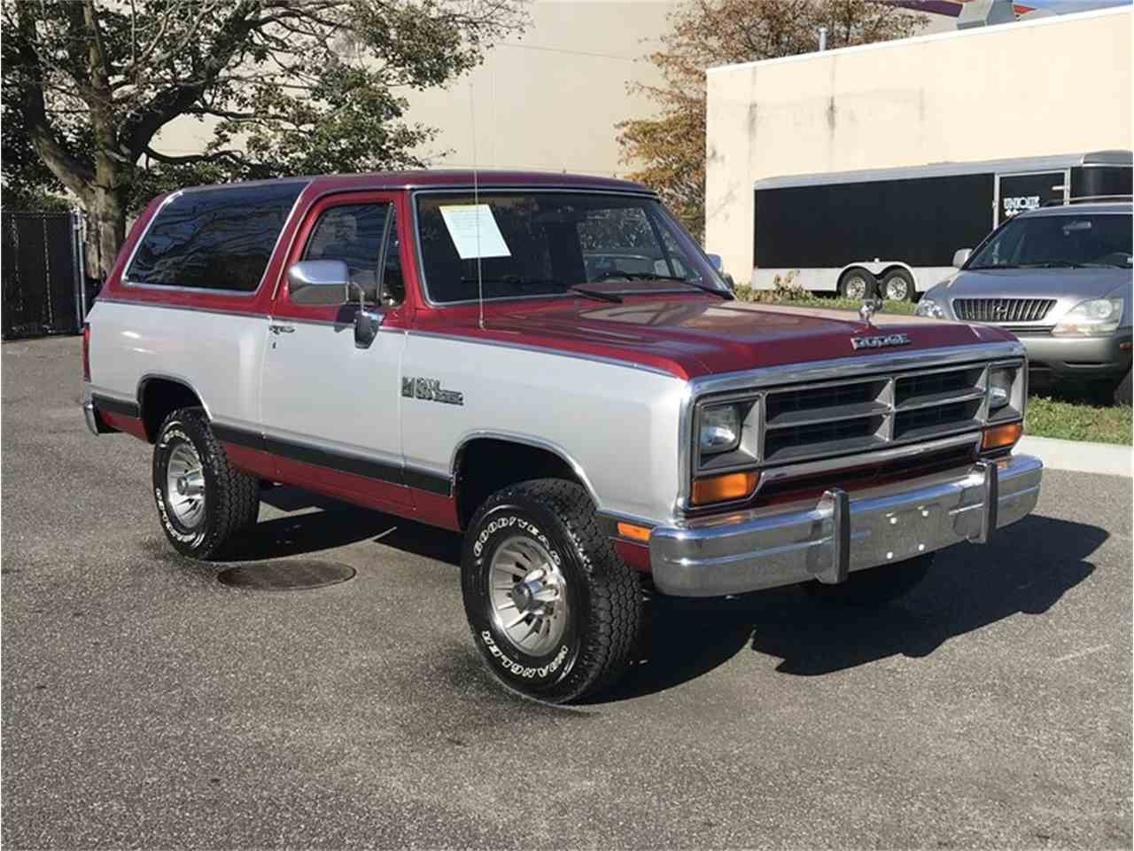 1988 Dodge Ramcharger for Sale | ClicCars.com | CC-1042315