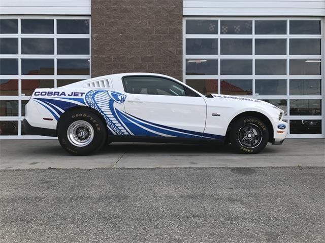 Picture of '12 Mustang Cobra - MC9B