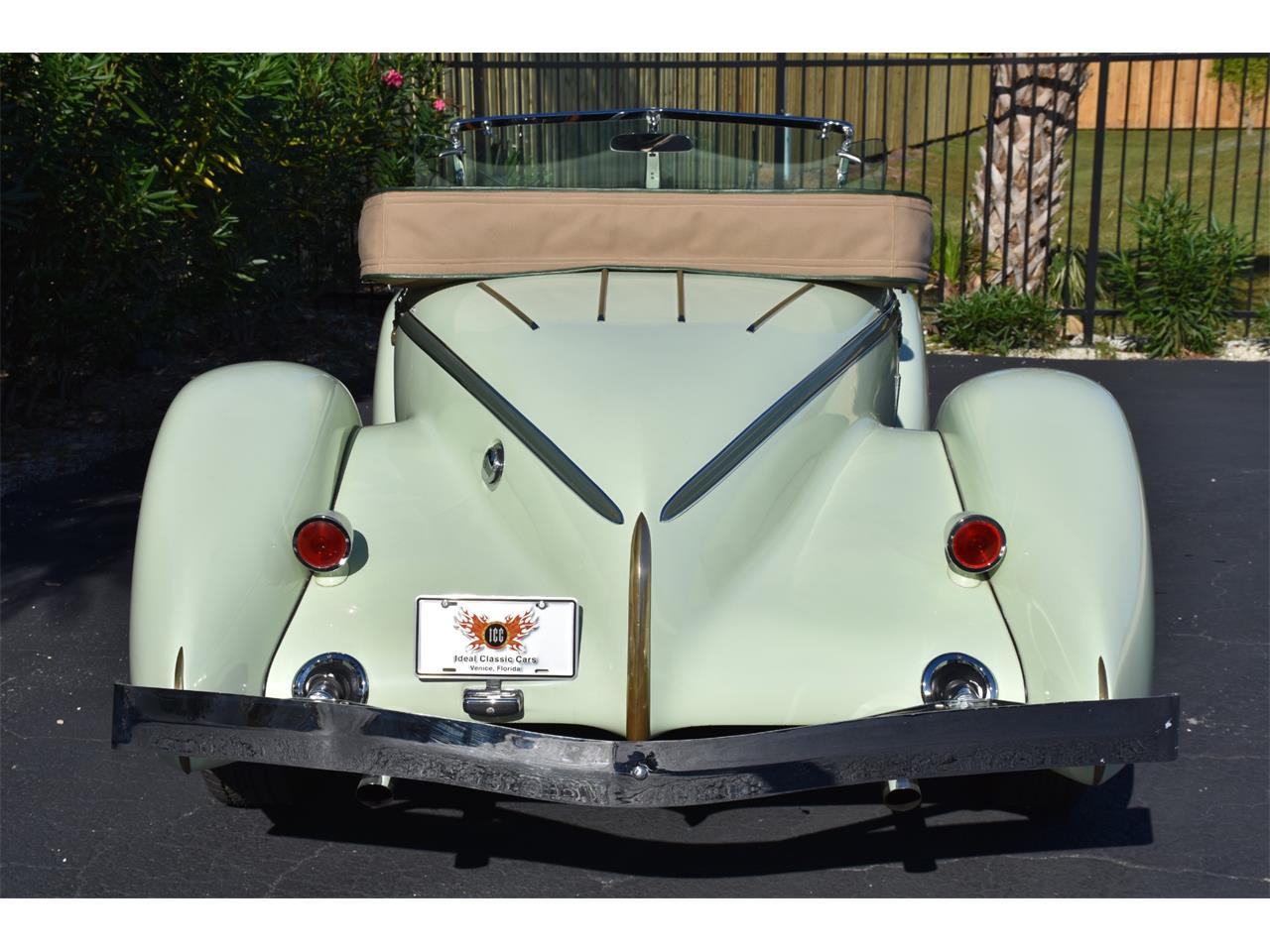 Large Picture of Classic 1935 Auburn Boattail Offered by Ideal Classic Cars - MC9J