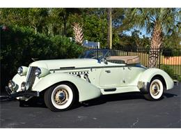 Picture of Classic '35 Boattail located in Florida Auction Vehicle - MC9J