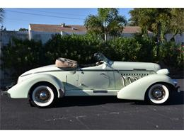 Picture of 1935 Auburn Boattail located in Venice Florida Offered by Ideal Classic Cars - MC9J
