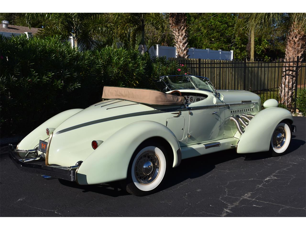 Large Picture of 1935 Boattail located in Venice Florida Auction Vehicle - MC9J