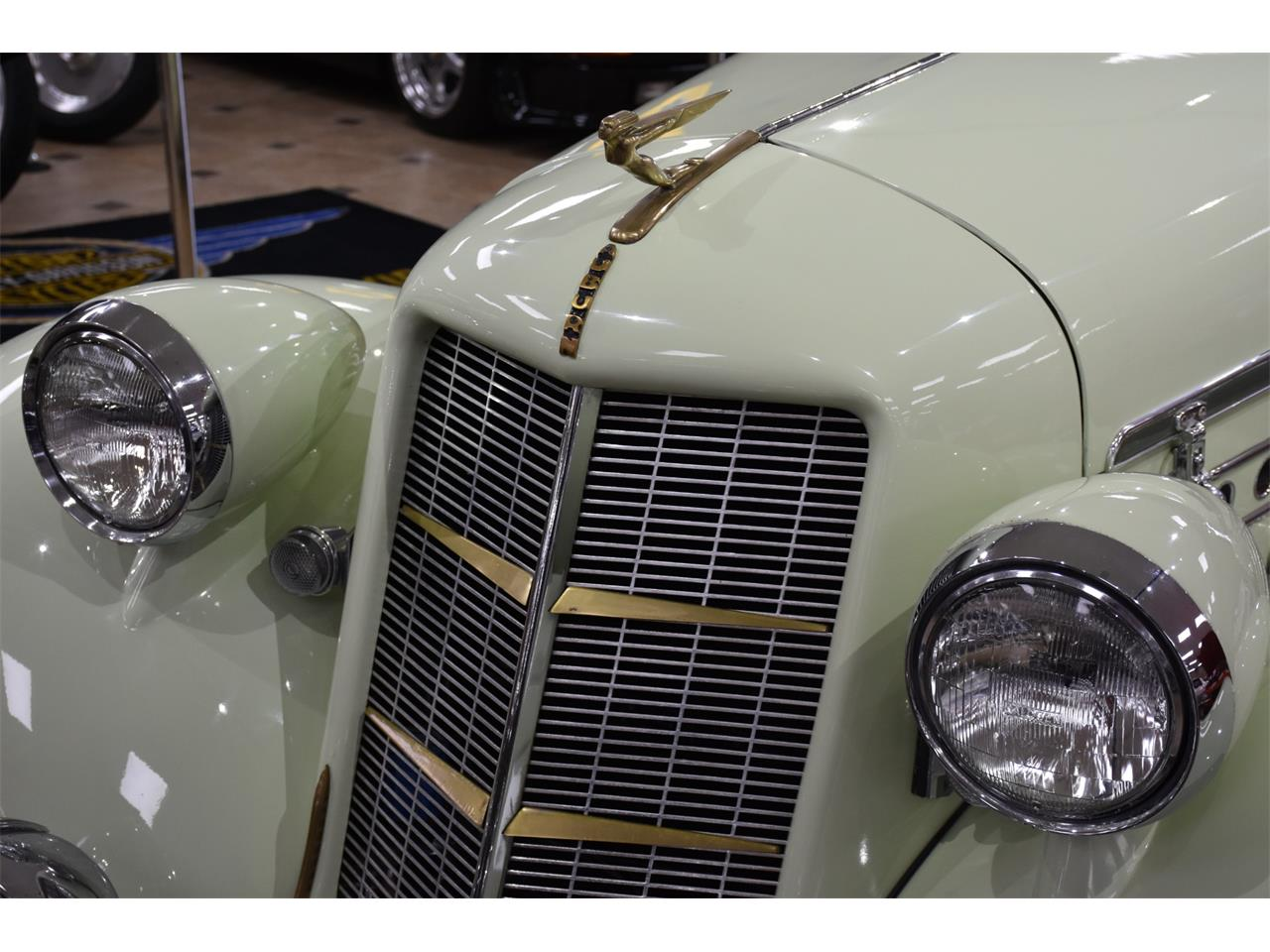 Large Picture of 1935 Auburn Boattail located in Venice Florida Auction Vehicle Offered by Ideal Classic Cars - MC9J