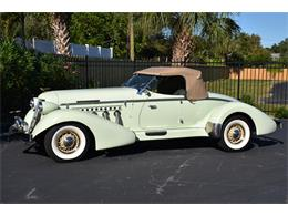 Picture of Classic 1935 Boattail located in Venice Florida Offered by Ideal Classic Cars - MC9J
