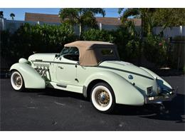 Picture of Classic '35 Auburn Boattail located in Venice Florida Auction Vehicle - MC9J