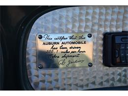 Picture of Classic '35 Auburn Boattail Offered by Ideal Classic Cars - MC9J