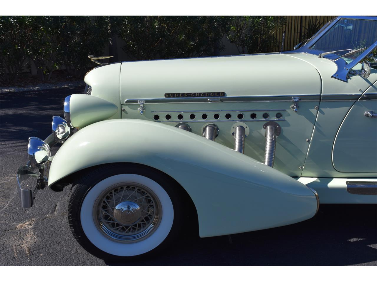 Large Picture of Classic '35 Boattail Auction Vehicle - MC9J
