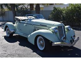 Picture of Classic 1935 Auburn Boattail located in Florida Offered by Ideal Classic Cars - MC9J
