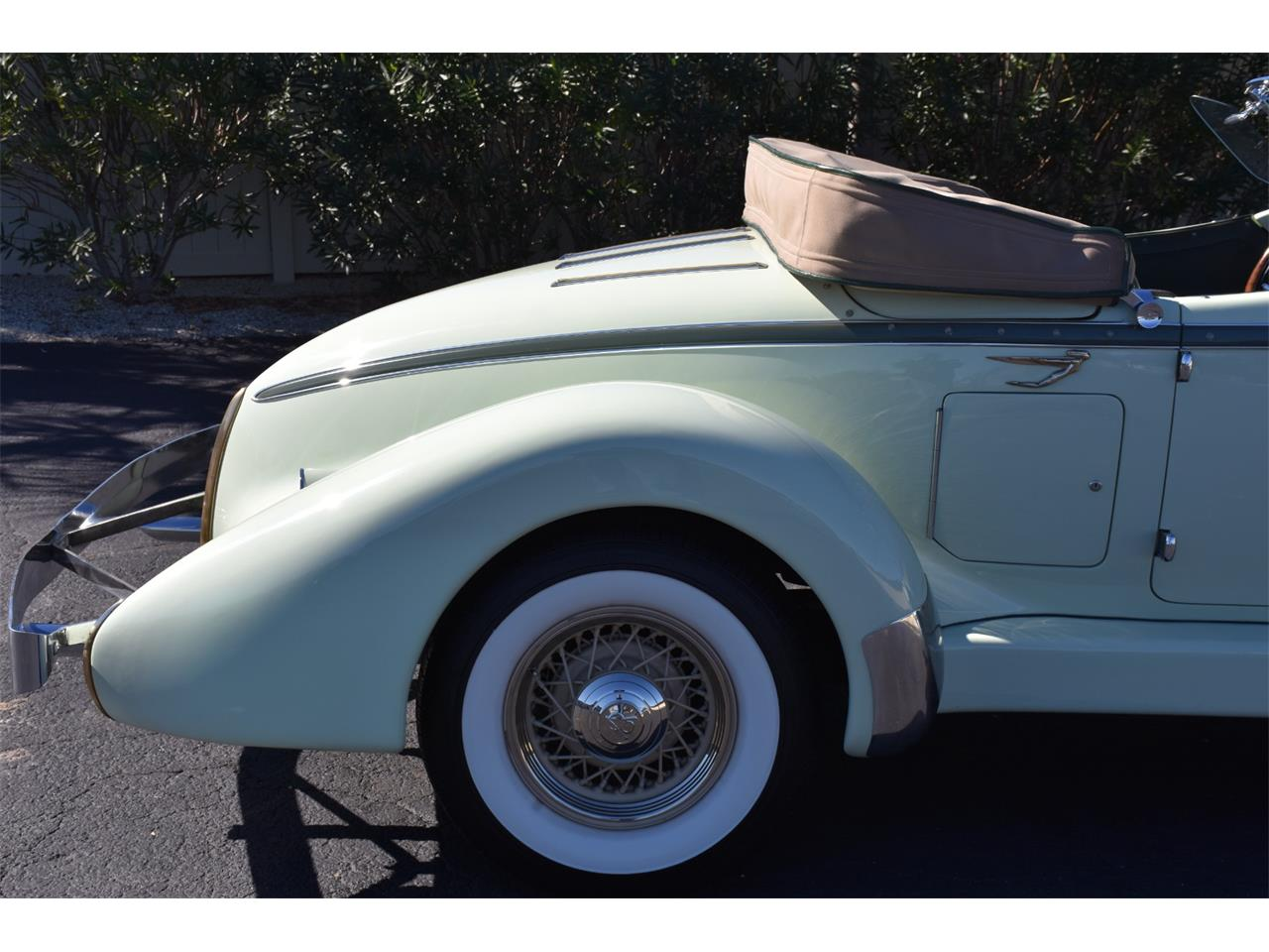 Large Picture of Classic 1935 Boattail located in Venice Florida Auction Vehicle Offered by Ideal Classic Cars - MC9J