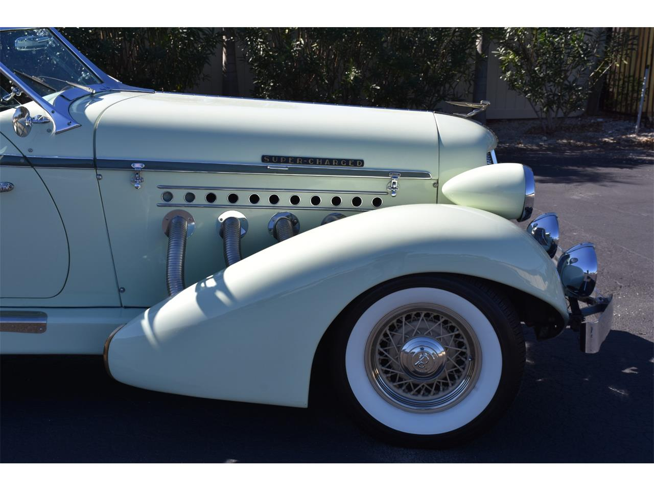 Large Picture of Classic 1935 Auburn Boattail located in Venice Florida Offered by Ideal Classic Cars - MC9J