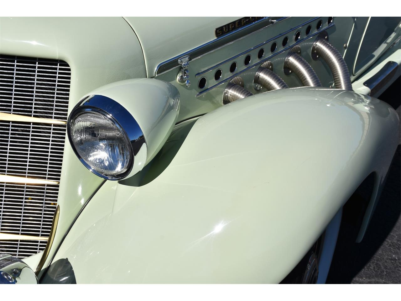 Large Picture of Classic 1935 Auburn Boattail Auction Vehicle - MC9J