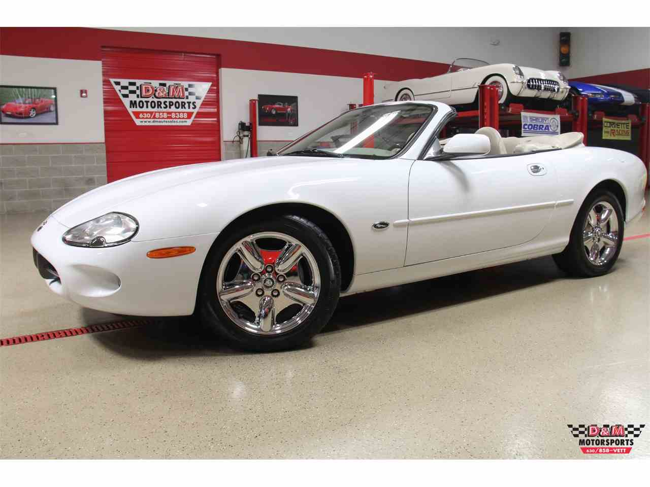 Large Picture of 1998 XK8 - $16,995.00 - MCA6