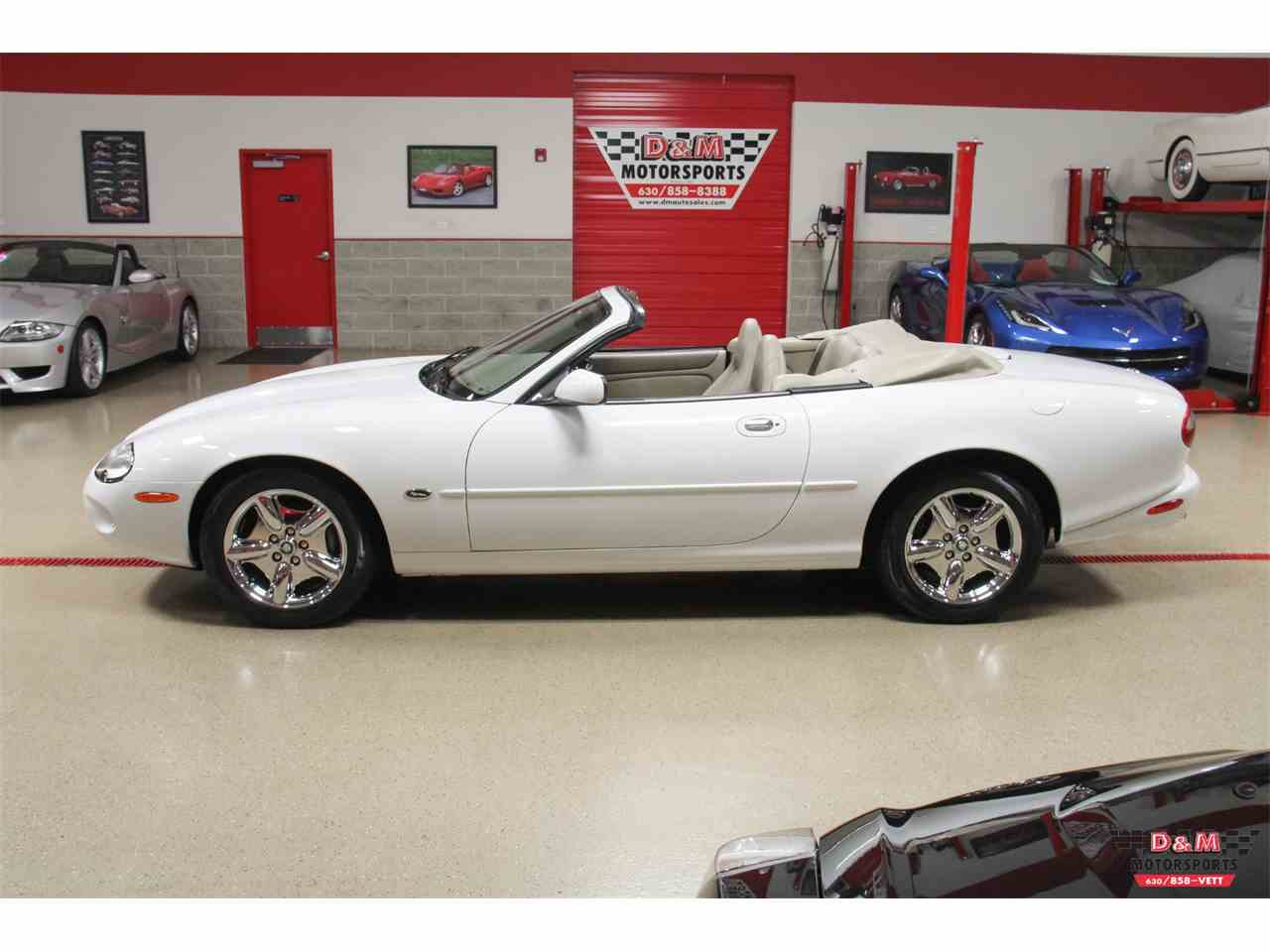 Large Picture of 1998 Jaguar XK8 - $16,995.00 Offered by D & M Motorsports - MCA6