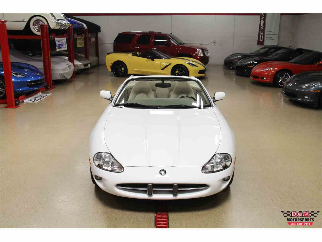 Large Picture of '98 XK8 located in Illinois - $16,995.00 - MCA6