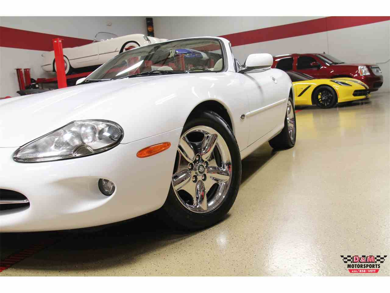 Large Picture of '98 Jaguar XK8 - $16,995.00 Offered by D & M Motorsports - MCA6