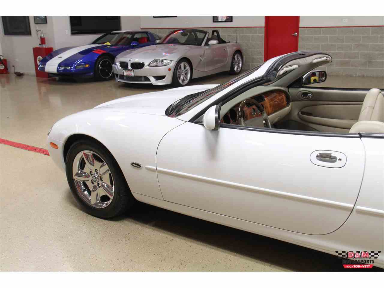 Large Picture of 1998 XK8 located in Illinois - $16,995.00 Offered by D & M Motorsports - MCA6