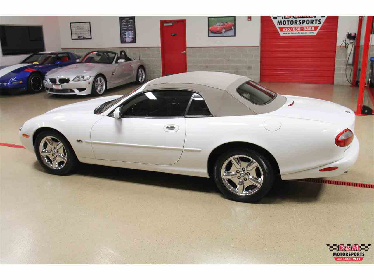 Large Picture of 1998 Jaguar XK8 located in Illinois - $16,995.00 Offered by D & M Motorsports - MCA6