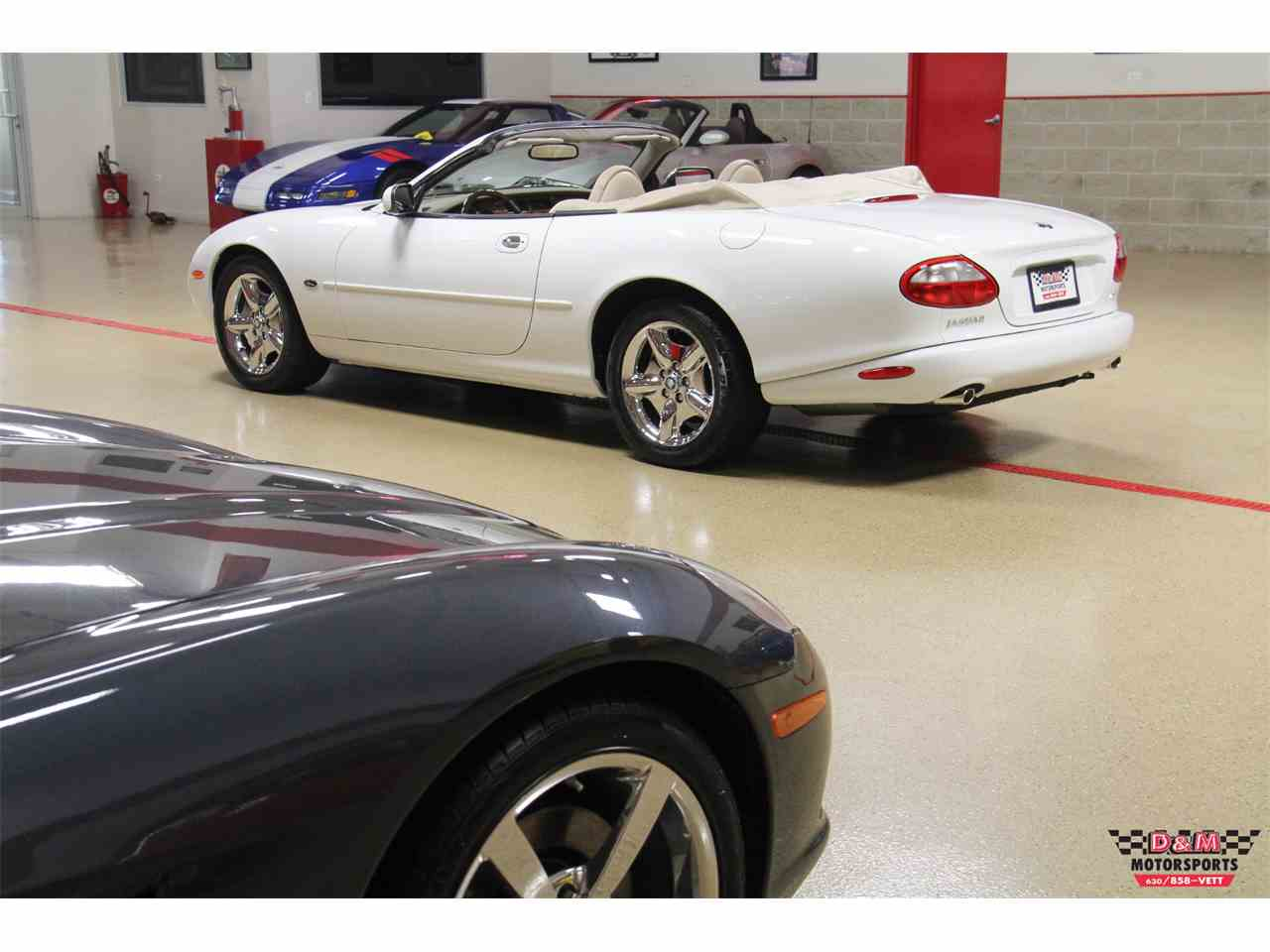 Large Picture of '98 XK8 - MCA6