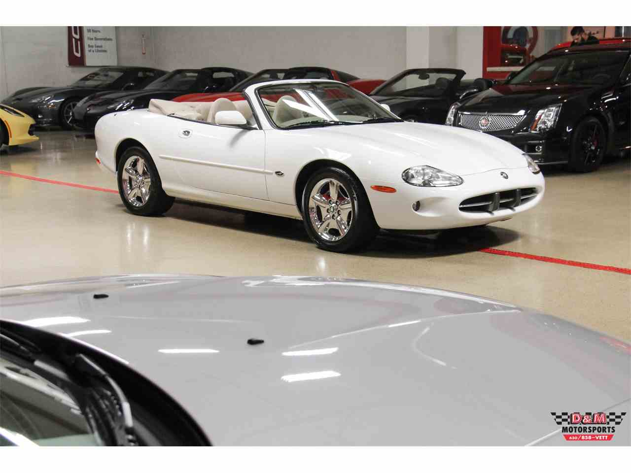 Large Picture of 1998 XK8 - $16,995.00 Offered by D & M Motorsports - MCA6