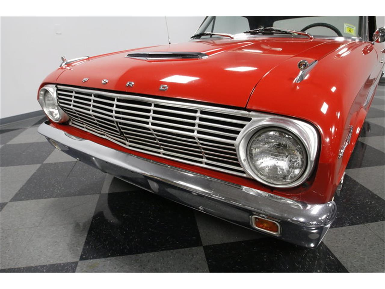 Large Picture of '63 Falcon - MCA9