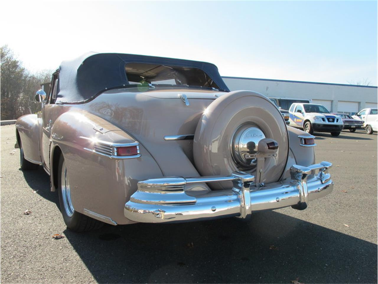 Large Picture of '48 Continental - MCAA